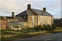 NZ1769 : Black Callerton farmhouse by Phil Thirkell