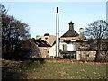 NJ2258 : BenRiach Distillery near Elgin by Christopher Gillan
