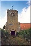 SO4970 : All Saints' Church, Richard's Castle (Shropshire) by Humphrey Bolton