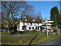 NY3204 : Britannia Inn Elterwater by Andrew Bass