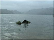 NY2621 : Calfclose Bay, Derwentwater. by Nigel Homer