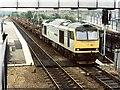 SK4699 : Railway Station, Swinton by Dave Hitchborne