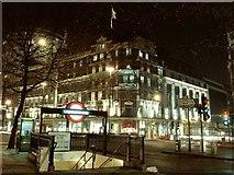 TQ2779 : Harvey Nichols by Dave Hitchborne