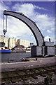 ST5872 : Steam crane, Bristol Docks by Chris Allen