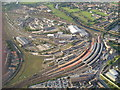 SE5951 : York Station and National Railway Museum by DACP
