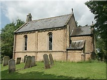 TF4571 : St Andrew's Church, Claxby (by Alford) by Dave Hitchborne
