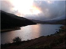 SH7157 : Llynnau Mymbyr at Sunset by Eirian Evans