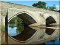SE0989 : Wensley Bridge by Nigel Homer