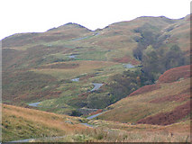 NY2301 : Hard Knott  Pass by Norrie Adamson
