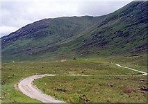 NN1364 : West Highland Way by Patrick Mackie