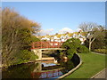 TQ7307 : Edgerton Park, Bexhill-on-Sea, East Sussex by Janet Richardson