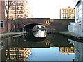 TQ2984 : Camden Road bridge over Regent's Canal. by Robin Hall