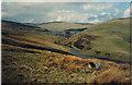 NN9104 : Upper Glendevon Reservoir Dam by Dave Fergusson