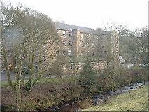 SD5345 : Lappet Mill at Calder Vale by David Medcalf