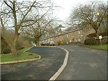SD5345 : Long Row, Calder Vale by David Medcalf