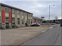 SU1484 : Steam museum Swindon by Peter Watkins