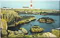 NK1342 : Buchan Ness Lighthouse, Boddam. by Colin Smith