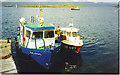 NM9045 : The Lismore Ferry at Port Appin. by Colin Smith