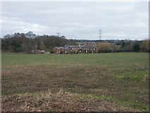 TG2101 : The Vale, Swainsthorpe by Katy Walters