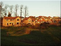 SE2837 : Parkside Green, Meanwood, Leeds by Rich Tea