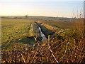 NY2248 : Drainage Ditch by Bob Jenkins