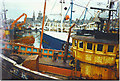 NK0067 : Fishing Boats, Fraserburgh. by Colin Smith