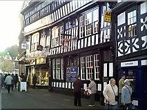 SJ6552 : The Crown Hotel, Nantwich by chestertouristcom
