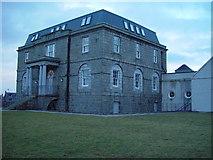 HU5462 : Symbister House, Whalsay by John Dally