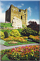 SU9949 : Guildford Castle and Gardens. by Colin Smith