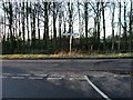 NZ1576 : Road Junction by Christine Westerback