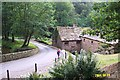 SJ9664 : Bearda Mill, Heaton by Mike Harris
