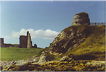 NO5101 : Doocot by Newark Castle, St Monans. by Colin Smith