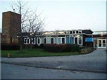 SK8152 : Grove Comprehensive School, Balderton by Geoff Dunn