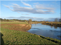 SO5635 : River Wye. by Susan Cleaver