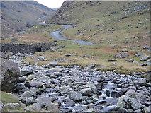 NY2114 : Honister Pass- Cumbria by Elle Charlton