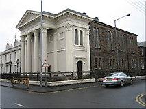 J0153 : Thomas Street Methodist Church, Portadown by Brian Shaw