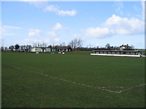 TL8422 : Coggeshall Town & Youth FC by Angela Tuff