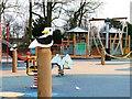 NZ4318 : Playpark, Ropner Park by Mick Garratt