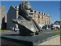 NS2982 : John Logie Baird by Bill Jarvie