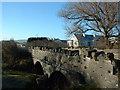 C4747 : Glengannon Bridge, Inishowen by Oliver Dixon