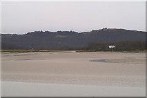 SD3283 : Lady Syke, across the Levens Estuary by David Long