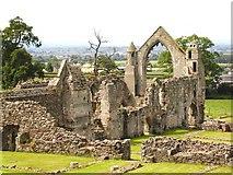 SJ5415 : Haughmond Abbey by Keith Havercroft
