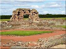SJ5608 : Wroxeter Roman Site by Keith Havercroft