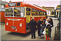 SU9949 : Guildford Bus Station. by Colin Smith