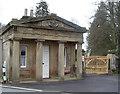 NY4157 : Gatehouse to Rickerby Park, Carlisle by Michael Wills