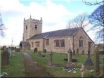 SD9350 : All Saints Church, Elslack by Chris Heaton