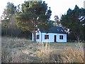 NN6390 : Raeburn Hut by Richard Webb