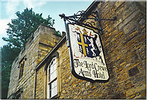 NY9650 : Lord Crewe Arms, Blanchland. by Colin Smith
