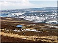 NZ6304 : Shooting Box, Baysdale Moor by Mick Garratt