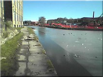 SE1537 : View from Junction Bridge, Shipley by Rich Tea